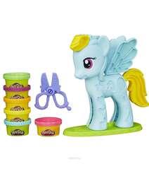 Play-Doh Игровой набор Style Salon