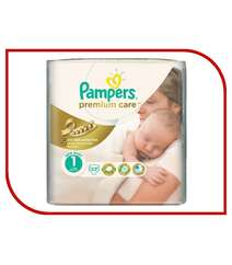 Подгузники Pampers Premium Care Newborn 2-5кг 22шт