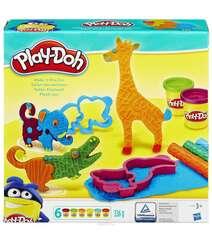 """Play-Doh Игровой набор """"Веселое Сафари"""""""
