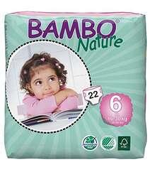 Bambo Nature для детей XL-Plus6 22 шт.