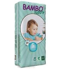 """Bambo Nature Подгузники детские одноразовые """"Junior"""", 12-22 кг, 54 шт."""