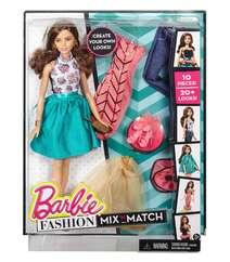 """Barbie DJW57 Набор Barbie с куклой """"Модный калейдоскоп"""""""