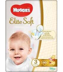 Huggies Подгузники Elite Soft 3 Mega