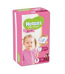 Huggies Подгузники Ultra Comfort 5 Small