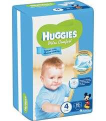 Huggies Подгузники Ultra Comfort 4 Small