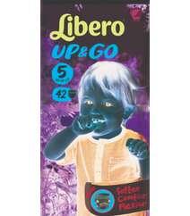 Libero Подгузники-трусики Up&Go 5