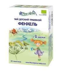 FLEUR ALPINE Детский травяной чай ФЕНХЕЛЬ
