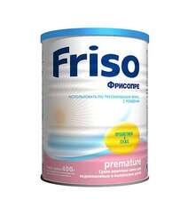 """Молочная смесь Friso """"Фрисопре"""" для недоношенных детей (с 0 мес.)"""