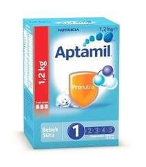 Aptamil 1 1200 gr Devam Sütü