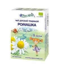 FLEUR ALPINE Детский травяной чай РОМАШКА