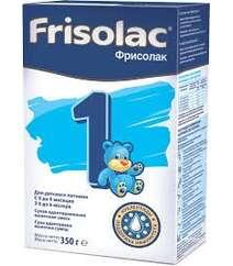 Смесь сухая молочная Friso Фрисолак 1 с 0 до 6 месяцев 350 г