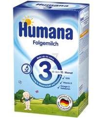 Сухая молочная смесь Humana 300 г