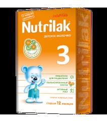 NUTRILAK Смесь Nutrilak 3, 350 гр.