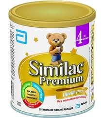 Similak Премиум 4 молочко детское с 18 месяцев, 400 г