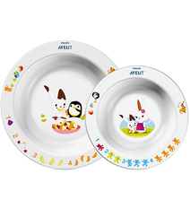 Philips Avent Набор Детских Тарелок