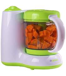 BREMED BD 3500 Baby Pappa Multifunctional 4 in 1 with Steamer and Digital Display