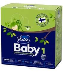 Valio Baby 1 смесь молочная с рождения, 350 г