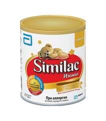 Similac Изомил соевая смесь с рождения 400г