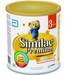 Similak Премиум 3 молочко детское с 12 месяцев, 900 г