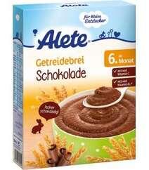 ALETE Getreidebreie Schokolade