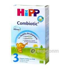 HiPP 3 Combiotic Детская Сухая Молочная Смесь с 10 Месяцев