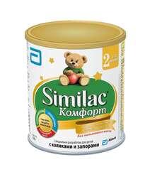 Similac Комфорт 2 молочная смесь 375гр
