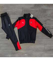 BMW MOTORS Sport Suit Red