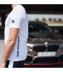 BMW by Puma White T-shirt