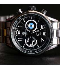 Original BMW watch by Carrera
