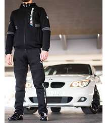 Puma x BMW Qış İdman kostyumu (Qara)