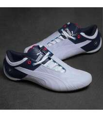 PUMA BMW Shoes Motorsport white blue