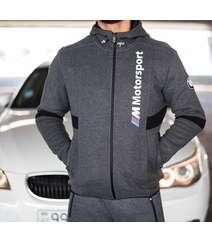 Puma x BMW Qış İdman kostyumu (Boz)
