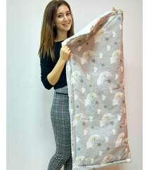 Halfmoon printed blanket 0a4y z6