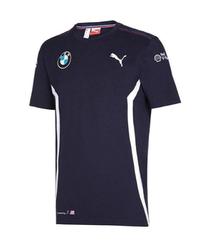 Puma BMW Motorsport Mena Team T-Shirt Tee Blue/White