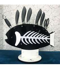 Balıq bıçaq dəsti