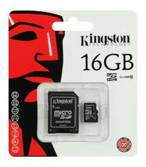 MICRO KINGSTON 16GB