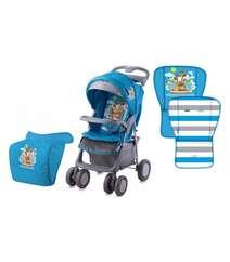 Uşaq Arabası  Foxy+Ayaqlıq Mavi Adventure