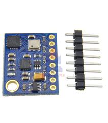 Gyro Accelerometer Magnetometer Barometer Sensoru