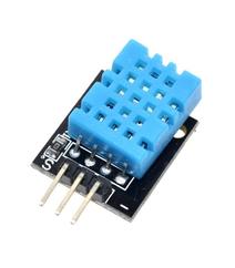 DHT seriyalı rəqəmsal temperatur və rütubət sensoru