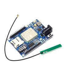 GSM GPRS GPS Modulları üçü birində, Mikrokontroller MCU