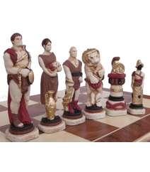Spartan Şahmatları (Kod: 156)