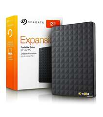 Xarici sərt disk Seagate Expansion 2TB 2.5 USB 3.0 External Black (STEA2000400 )