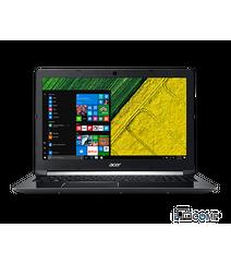 NOUTBUK ACER ASPİRE 7 A717-72G-700J (NH.GXEAA.005) (İ7-8750H | DDR4 16GB | SSD 256GB | GTX1060 6GB)