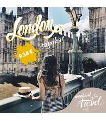 London Turu - cəmi 934 Euro!