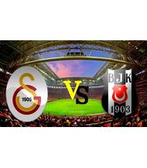 Besiktas vs. Galatasaray