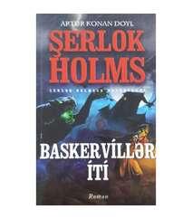 Artur Konan  Doyl – Baskervillər iti (Şerlok Holmes)