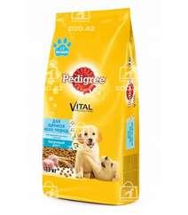 Pedigree для щенков всех пород c курицей (целый мешок 13 кг) Artikul: 1010006-0
