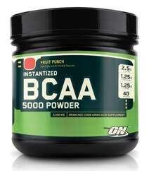 ON BCAA 5000 Powder 380g- 40 Porsiya
