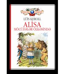 Lüis Keroll – Alisa möcüzələr ölkəsində 2.99azn