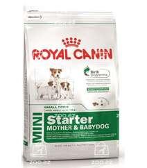 Royal Canin Mini Starter сухой корм для щенков мелких пород до 2 месяцев, беременных и кормящих сук (на развес)